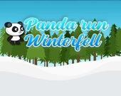Панда бежит по Винтерфелу