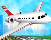 Симулятор пассажирского самолёта