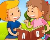 Детский сад: обучающие игры