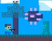 Приключения Стива: Майнкрафт под водой