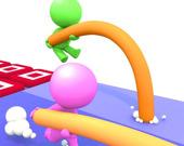 Прыжок с шестом 3D