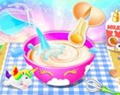 Создай пирог единорога