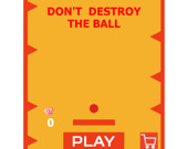 Не уничтожьте шар