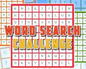 Испытание по поиску слов