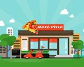 Мото пицца