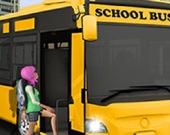 Симулятор вождения школьного автобуса 2020