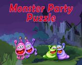 Пазл: Вечеринка монстров