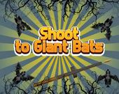 Стреляйте в гигантских летучих мышей