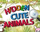 Скрытые милые животные