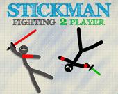 Стикмен Борьба 2 игроков