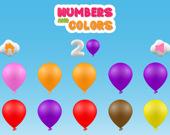 Числа и цвета