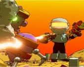 Роботы с пушками
