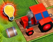 Головоломки на ферме 3D