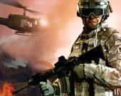 Коммандос-снайпер: CS война