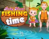 Малышка Хейзел: Рыбалка