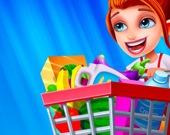 Супермаркет - Детский шоппинг