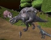 Полночная охота на динозавров - Многопользовательская