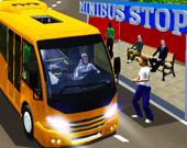 Водитель городской маршрутки