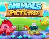 Тетрис с животными