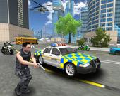 Полиция в черте города