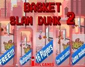 Коронный бросок в баскетболе 2