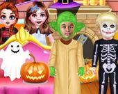 Малышка Тейлор: Приключения на Хэллоуин