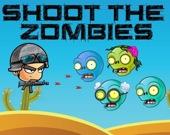 Стреляй в зомби - Полноэкранное HD