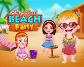 Пляжная вечеринка Кареглазки
