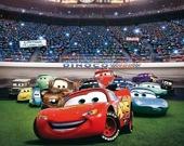 Скоростные автомобили - Раскраска