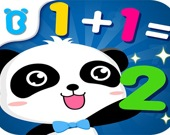 Математика с маленькой пандой