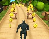 Бэтмен: бег по туннелю