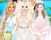 Мое идеальное платье невесты: Игра-одевалка