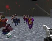 Пиксельный Апокалипсис: Био инфекция
