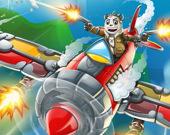 Панда-Командир Воздушного Боя