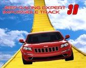 Трюки на Jeep на невозможных треках