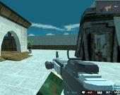 Пиксельная Стрекловая арена 3D