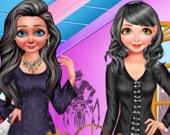 Близнецы: Панк мода