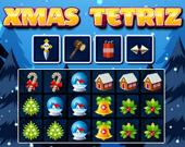 Рождественский Тетриз