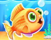 Мой аквариум с рыбками