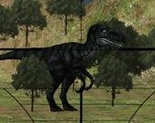 Смертельная охота на динозавра