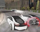 Дрифт гонки на суперавто