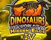 Скрытые яйца динозавров. Часть 4