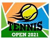 Открытый теннис 2021