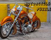 Пазл: Мотоциклы