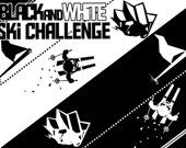 Черно-Белые Лыжи: Вызов