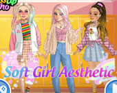 Эстетичный стиль для нежной девушки
