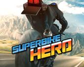 Герой на Супербайке