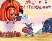 Азбука Хэллоуина 2