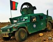 Военный транспорт - Пазл