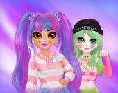 Принцесса e-Girl против Soft Girl